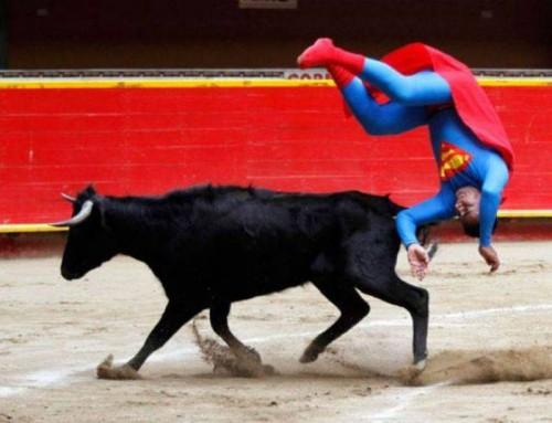Супермен уже не тот