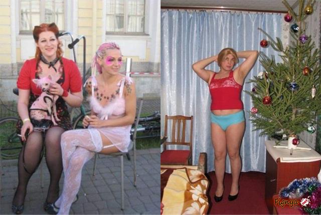 Эротические фото девушек из соц. сетей