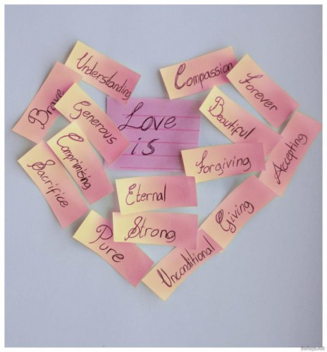 Очень красивые картинки про любовь