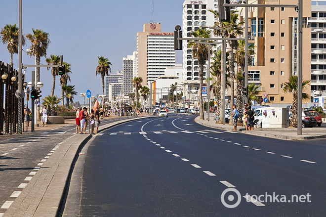 Як уникнути неприємностей у Тель-Авіві