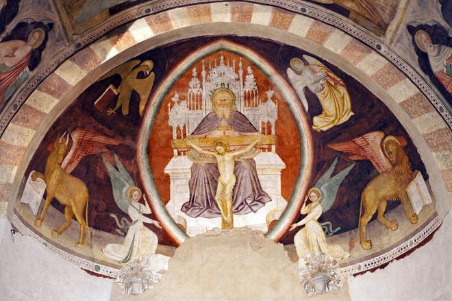 Троица у западных христиан