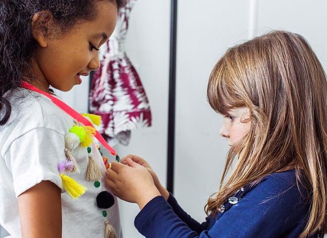 4-х летняя девочка стала дизайнером J.Crew