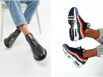Стильне зручне взуття на осінь 2019: приклади з фото