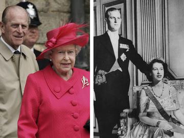 Історія кохання Єлизавети ІІ та принца Філіппа