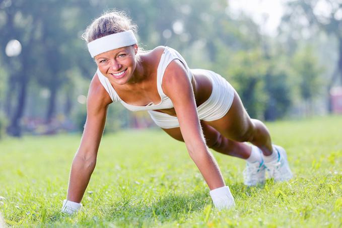 Как набрать мышечную массу женщине