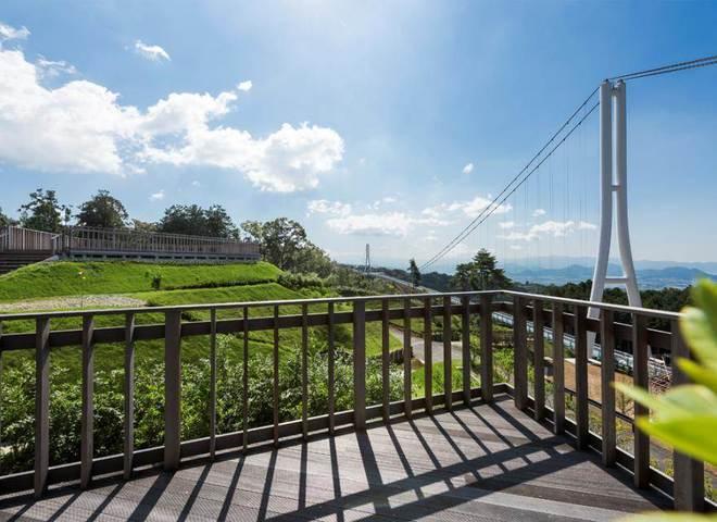 В Японии построили самый длинный пешеходный мост