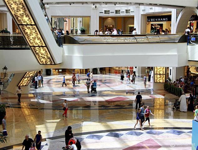 Куди поїхати на шопінг: ОАЕ