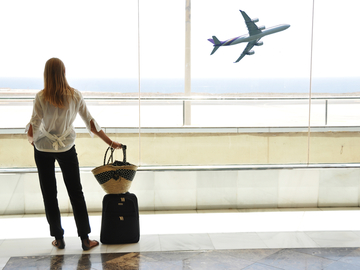 5 правил, как сделать полет на самолете комфортным