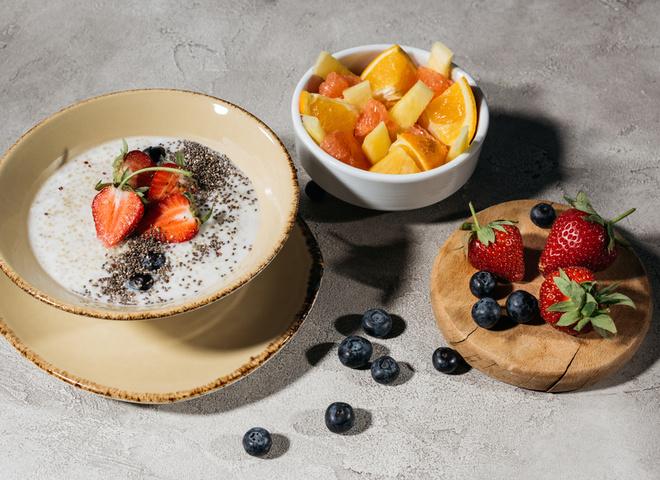 Пісний сніданок: рецепти смачних фруктових каш