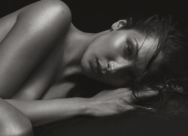 Белла Хадід для V Magazine