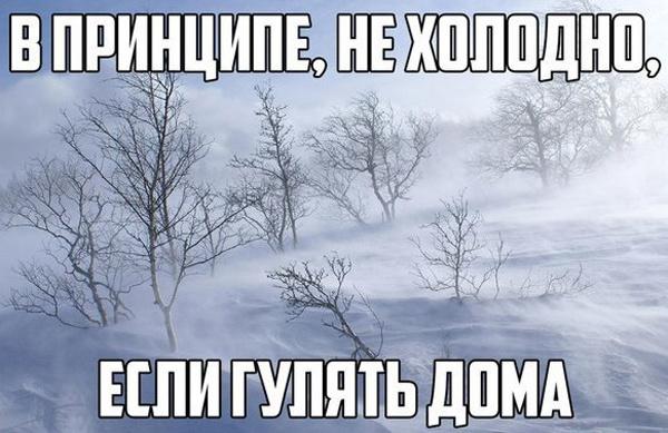 Коротко про погоду