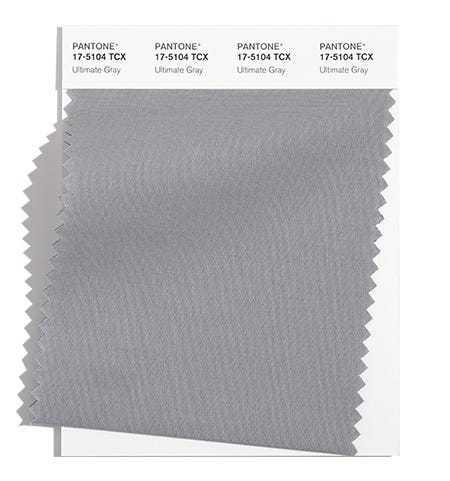 PANTONE 17-5104 Ultimate Gray