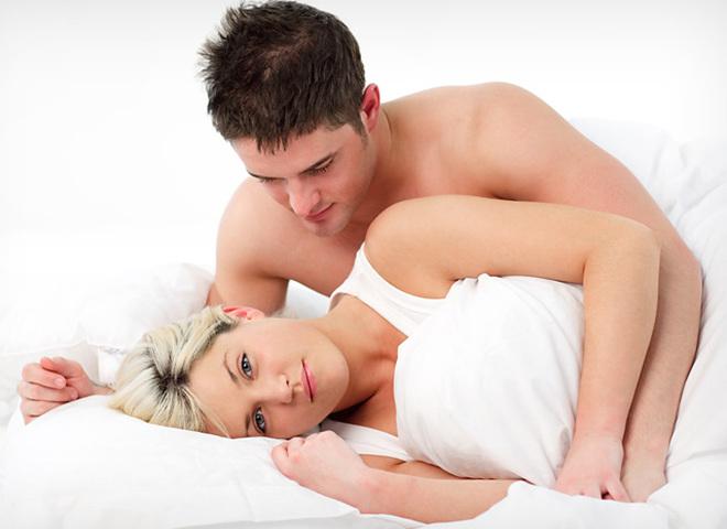Имитация оргазма