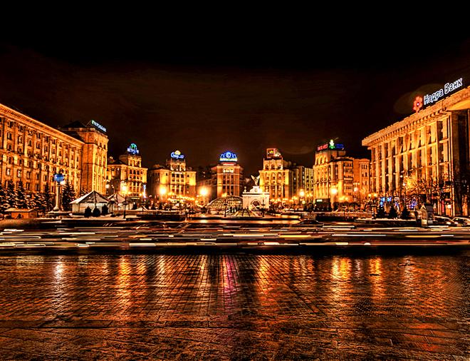 Гід по Києву: Майдан Незалежності