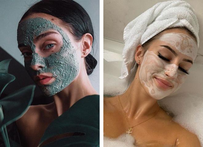 Лучшие маски с желатином для лица