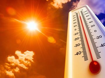Погода на лето 2018 в Украине