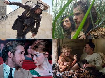 Топ-8 фильмов января