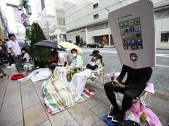 iPhone 5 надійшов у продаж