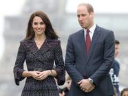 принц Вільям і Кейт Міддлтон в Парижі