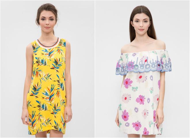 Модные платья лето-весна 2018: стиль, длина, принты