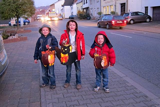 Відпочинок в листопаді: День святого Мартіна в Німеччині