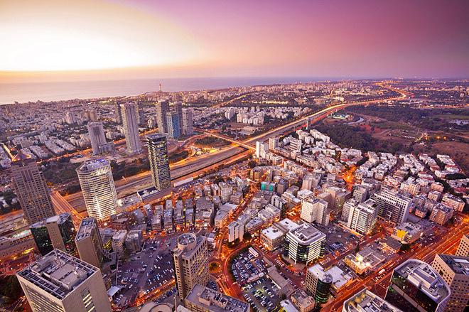 Покупаем косметику в Израиле: Тель-Авив