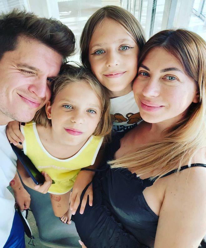 Анатолій Анатоліч з родиною