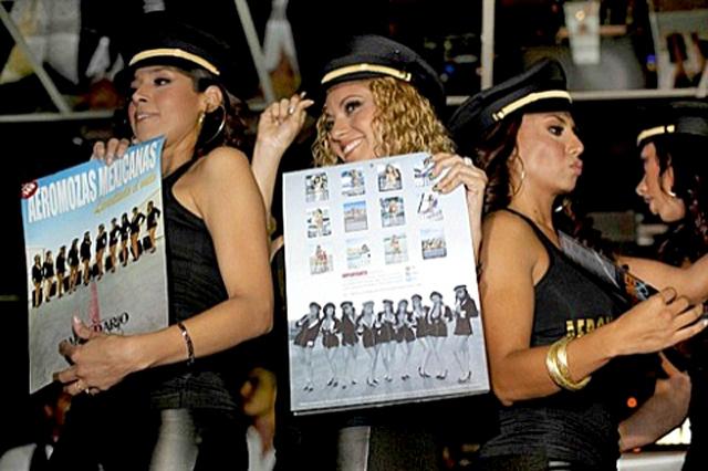 Найсексуальніші стюардеси: Mexican Airline