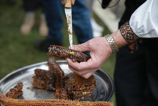 Карпатский мёд