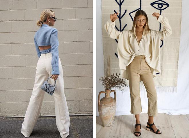 Летний офисный стиль: модные образы