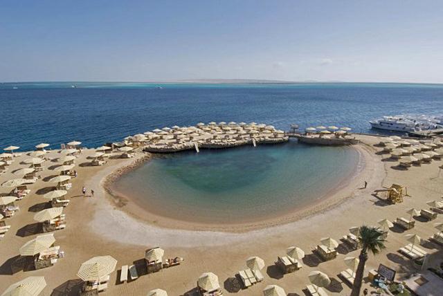Отели Хургады: Sunrise Holidays Resort