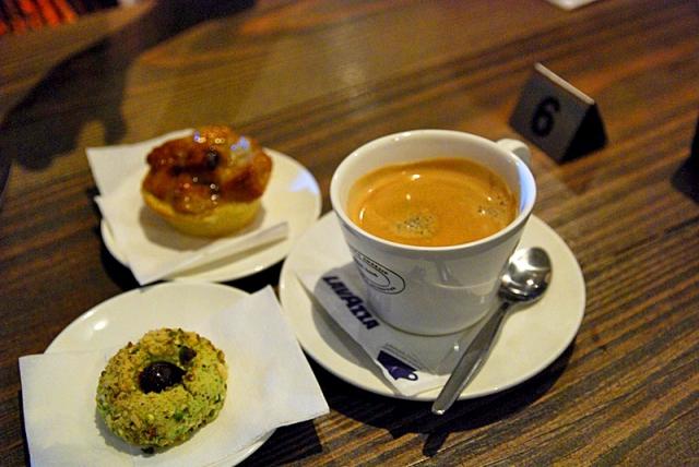 Итальянский кофе: Caffe lungo