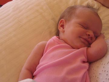 У здорової дитини - здоровий сон