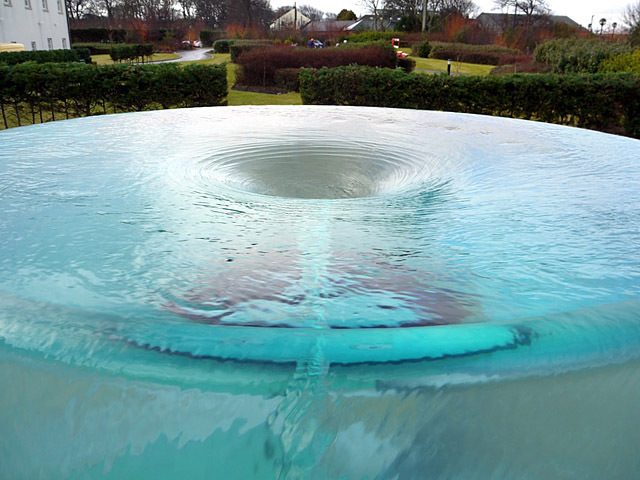 Самые необычне фонтаны: Фонтан Харибды, Сандерленд