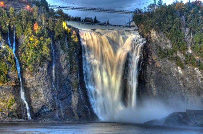 8 приголомшливих водоспадів світу
