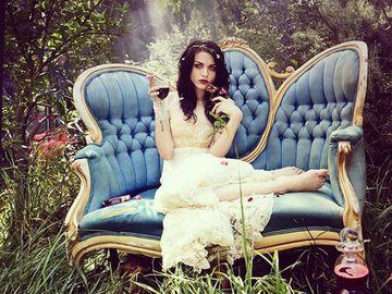 Дочь Курта Кобейна и Кортни Лав стала лицом Marc Jacobs