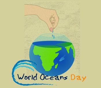 С Всемирным днём океанов