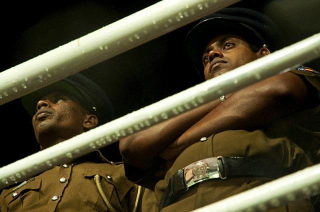 Відпустка за гратами: Шрі-Ланка