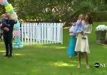 Принцесса Шарлотта на своем первом светском мероприятии в Канаде