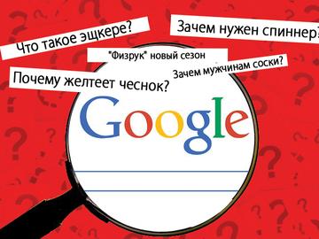 Ещкере, спіннер і навіщо чоловікам соски: відповіді на найчастіші запити українців в Google