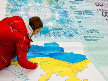 Дания и Исландия упростили оформление шенгена для украинцев