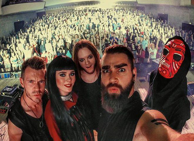 """THE HARDKISS готують пісню для """"Євробачення-2017"""""""