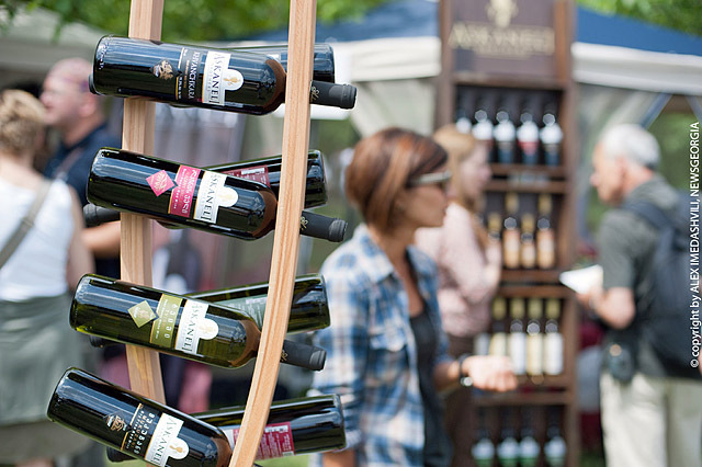 Фестивали Грузии: Фестиваль молодого вина Тбилиси