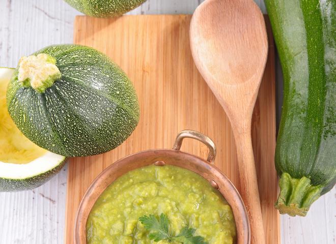 Крем-суп з кабачків: простий покроковий рецепт