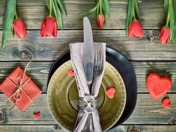 Какие салаты приготовить на День святого Валентина