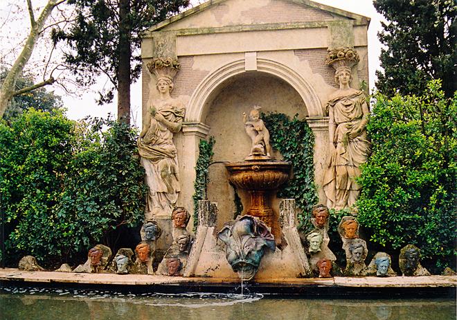 Арт-туризм: по стопам Сальвадора Дали: Замок Пуболь