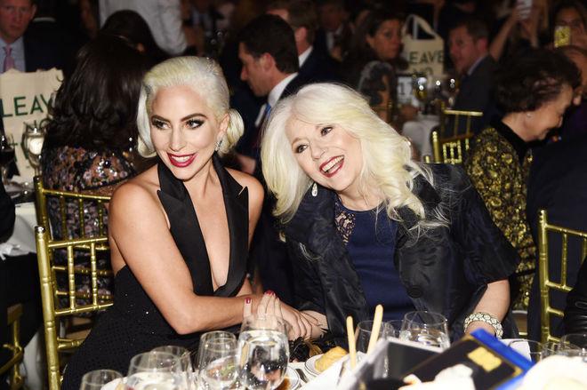 Леди Гага и Синтия Джерманотта
