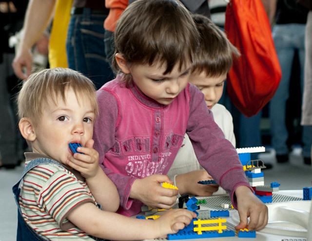 Как выбрать конструктор ребенку