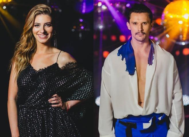 Дарья Петрожицкая и Тарас Цымбалюк