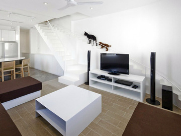 Лестница для маленьких собак